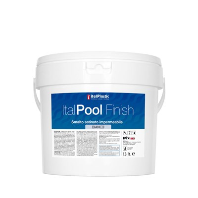 ITALPOOL FINISH - SMALTO SATINATO IMPERMEABILE